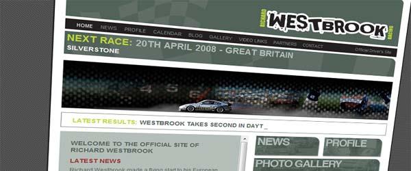 Richard Westbrook's website